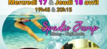 SPADIO JUMP / SPADIO PADDLE