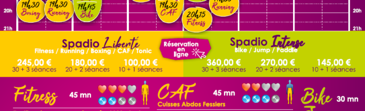 Spadio Liberté/ Spadio Intense 2020-2021